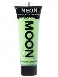 Neongrön UV-färg för ansiktet- och kroppen från Moonglow®