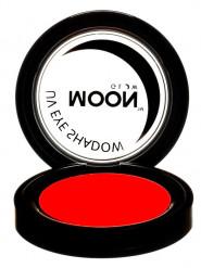 Neonröd UV-ögonskugga 3,5g Moonglow©