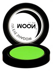Neongrön UV-ögonskugga från Moonglow˜