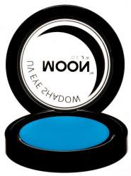 Neonblå ögonskugga från Moonglow©
