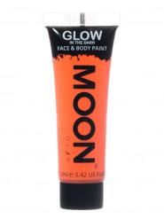 Neonorange Ansikts- & Kroppsgel från Moonglow©