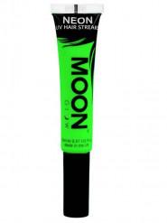 Grön UV-hårmascara från Moonglow©