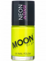 Gult UV-nagellack från Moonglow© 15 ml