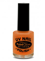Orange UV-nagellack från Moonglow©