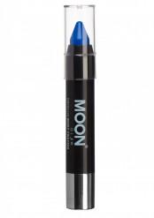 Blå UV-sminkkrita 3 g