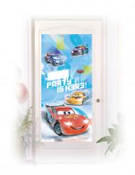 Dörrdekoration Bilar Ice Racers ™ 76 x 150 cm