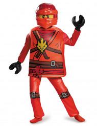Kostym deluxe Kai Ninjago®- LEGO® barn