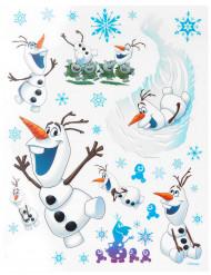 Fönster dekorationer Olaf Frost ™ 20 x 30 cm