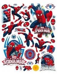 Klistermärken för fönstret med Spiderman™