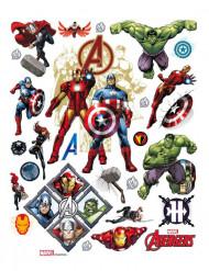 Fönsterdekor från Avengers™ 42 x 30 cm