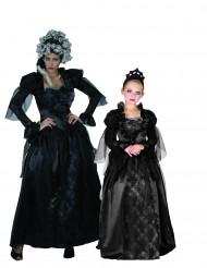 Par i grevinnor - Pardräkt till Halloween