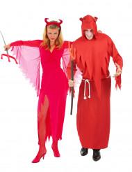 Herr & Fru Lucifer - Pardräkt vuxna