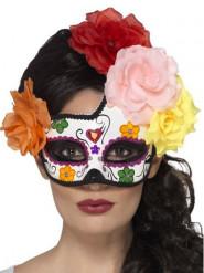 Calavera - Ögonmask till Halloween & Dia de los Muertos