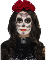Sminkkit för en Dia de los Muertos-look - Halloweensminkning