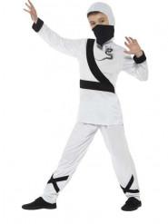Osynliga sparken - Ninjadräkt för barn