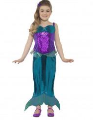 Lilla havsjungfrun - Sjöjungfrudräkt för barn