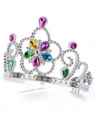 Prinsessdiadem med infattning