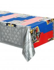 Bordsduk med riddarmotiv 130x180 cm
