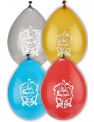 8 Riddarballonger till kalaset
