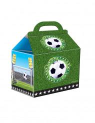 4 festliga lådor med fotbollstema