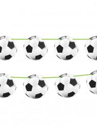 Fotballsgirland 10 m till festen