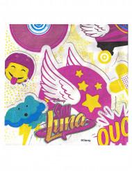 20 servetter Soy Luna ™ 33 x 33 cm