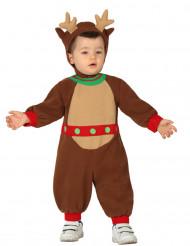 Liten rendräkt för bebisar till jul
