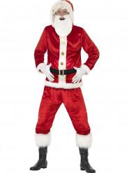 Julbubbsdräkt med stor mage och ljudchip