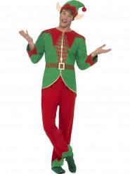 Magisk julalv - maskeraddräkt för vuxna