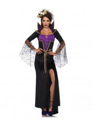 Elak drottning - utklädnad vuxen Halloween