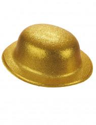Plommonstop för vuxna i guld av tunn plast