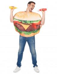 Hamburgerdräkt vuxna