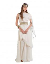 Romersk gudinnedräkt för vuxna till togapartyt