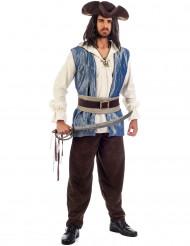 Pirat - utklädnad vuxen