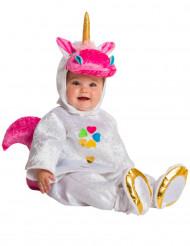 Enhörningsdräkt -bebis - Premium