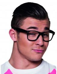 4 Svarta glasögon vuxen
