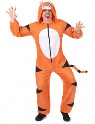 Tiger - utklädnad vuxen