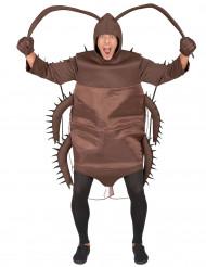 Kackerlacksdräkt för vuxna