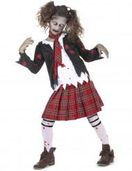 Zombiekostym skolflicka