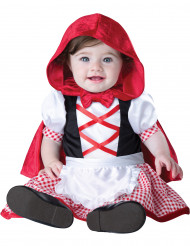 Kostym minirödluva bebis - Premium