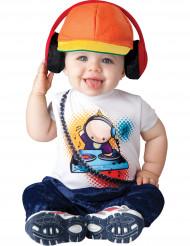 Kostym mini-DJ bebis - Premium