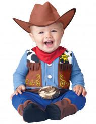 Cowboydräkt bebis - Premium