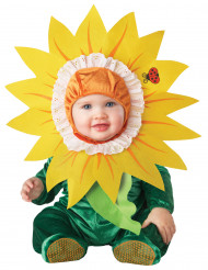 Solrosdräkt bebis - Premium