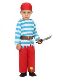 Piraten Skeppsgosse Maskeraddräkt för barn