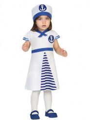 Sjömansklänning - Maskeraddräkt för bebisar