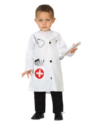 Läkarrock - Maskeraddräkt för barn