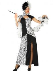 Dalmatin klänning vuxen