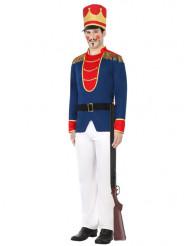 Kostym som marionettsoldat herrar