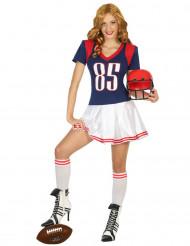 Amerikansk fotbollsspelare - Dräkt för damer
