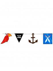 Vacker piratgirlang 3 meter